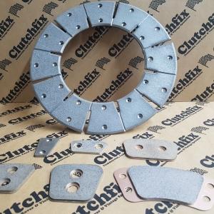 Ceramic plates & Buttons